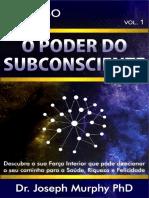 O Poder Do Subconsciente - eBook Epub