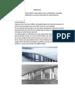 Datos de puentes en general