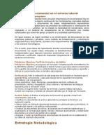 Organizacion Documental en El Entorno Laboral