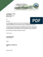 Letter Promenade 18