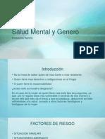 Salud Mental y Genero