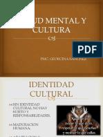 Salud Mental y Cultura