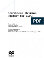 C_bean Revision Hist. for CXC