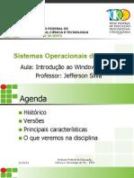 Aula 00 - Introducao Ao Windows Server