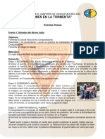 Eventos Camporee Cq 2020
