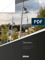 Detailers - Iluminación Exterior