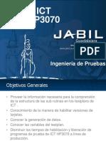 Curso ICT (HP3070)