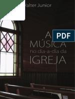 A Musica No Dia-A-dia Da Igreja
