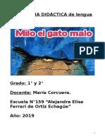 Secuencia Milo, El Gato Malo