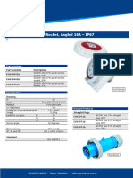 IEC309 Specification All Sockets
