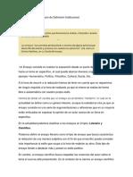 Ficha de Cátedra ENSAYO 6