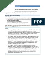 Bibliografía Comentada Instrucciones y Rubrica
