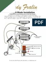 4 Split Blade Install Guide