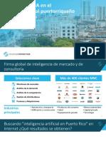 Impacto de la IA en El Mercado Laboral Puertorriqueño