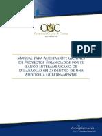 Manual de Proyectos del BID