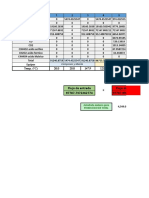 Calculos Balance de Materia e Intercambiadores de Calor Producción de AnhidridoMaleico v2