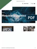 TRITON_Maquinaria Logística