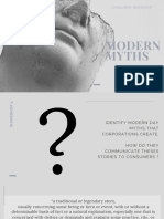 Identify Modern Day Myths That Corporation Screate (1)