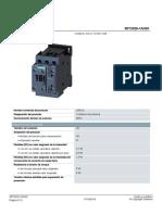 3RT20251AN20 Datasheet Es (1)