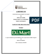 Dmart inventry project