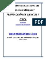 Secuencia de Ciencias II, b2