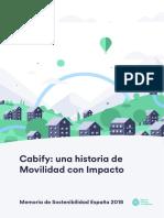 Cabify Memoria ESP-2