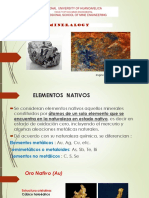 3.- Clase Mineralogia