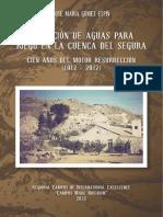 ELEVACION DE AGUAS