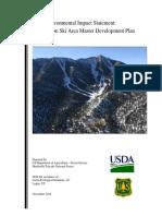 Las Vegas-area ski resort expansion plans