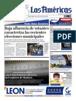 DIARIO LAS AMÉRICAS Edición digital del martes 5 de noviembre de 2019