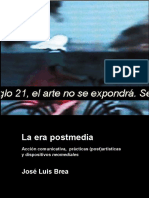 Brea, José Luis_La Era Post Media