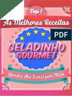 As Melhores Receitas de GELADINHO GOURMET - 110 Receitas