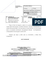 Oficio Remision Documentacion Mensual