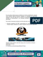Propuesta Diseno d Un Centro DebDistribucion CEDI