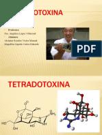 Tetradotoxina