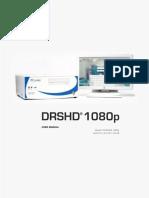 LINVATEC DRSHD 1080 USER MANUAL