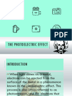 Photoelectric Effect1