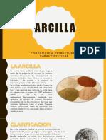 Exp. Arcilla