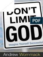 [Andrew Wommack] Don't Limit God Imagine Yourself(BookFi)