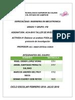 FODA de Protocolo de Investigacion Angel Santiago Peralta Salinas 5707