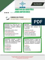 Comparativo de Questões de Português - Interação