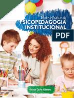 Livro Psicologia Instuticional