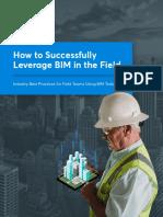 Successfully Leverage BIM in the Field