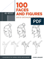 Draw Like an Artist 100 Faces and Figures - Chris Legaspi.epub