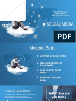 Social Media Marketing PowerPoint Templates