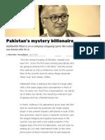 Pakistan's mystery billionaire _ Profit by Pakistan Today.pdf