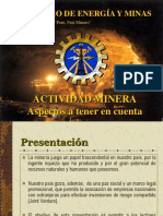 actividad_minera.ppt