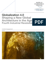 WEF Globalization 4.0 Call for Engagement