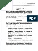 Acuerdo 136 22 Octubre