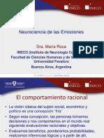 neurociencia e las emocioens